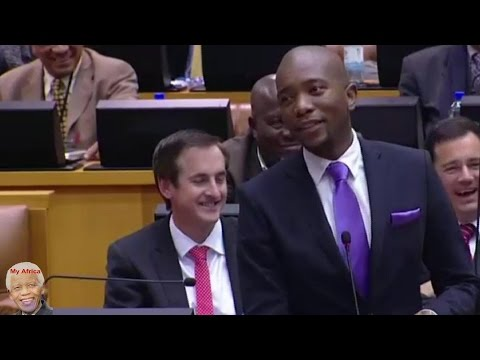 Alliance Between EFF and ANC Is Back And Strong - Mmusi Maimane