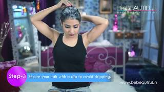 How to get silky smooth hair at home!!