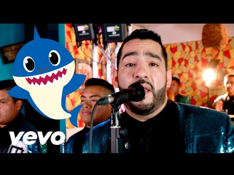 Baby Shark Dance Version Banda (PINKFONG Songs for Children)(Video Oficial) (2018)