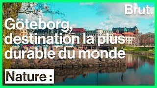 Göteborg en Suède élue ville la plus durable de la planète