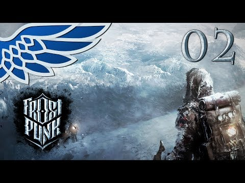 FROSTPUNK REFUGEES | REFUGEE RESCUE PART 2 - SCENARIO 3 Let's Play Gameplay
