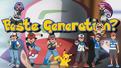 Welche Pokemon Generation ist am besten?