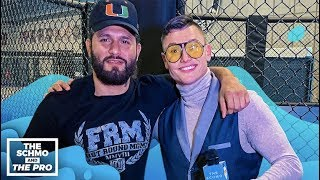 Jorge Masvidal Wants to Fight Nate Diaz in December