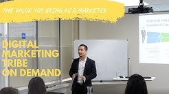 Adelaide Marketing Students - Lesson they needed to hear