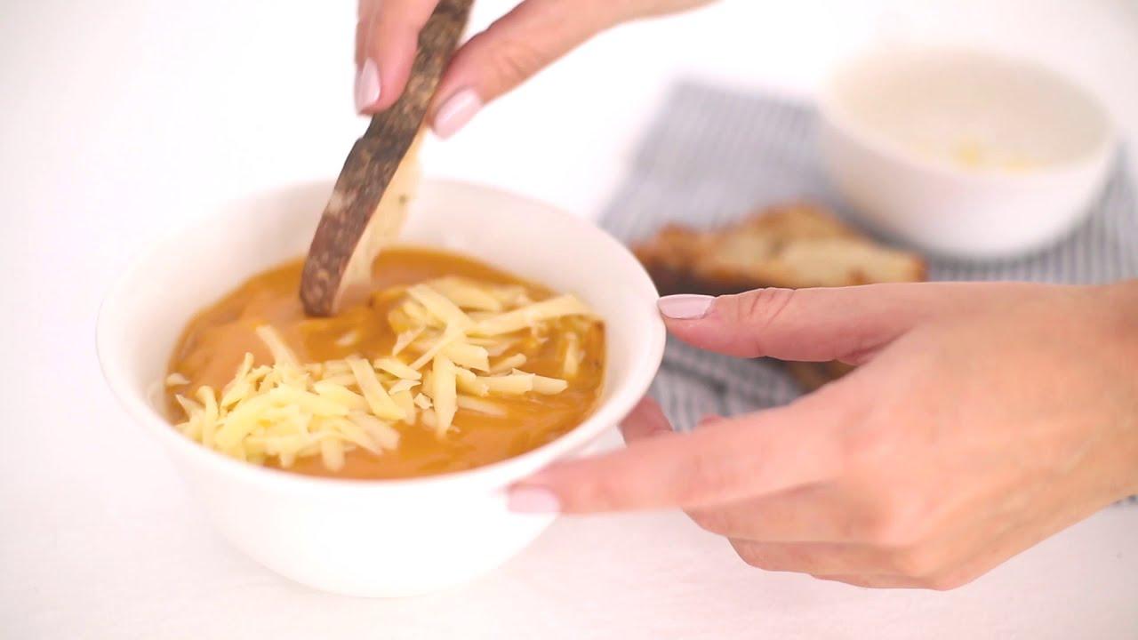 Sopa de Boniatos en Turboblender