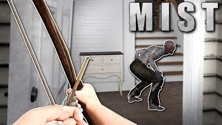 HUNTING ZOMBIES WITH A BOW! - Mist Survival Gameplay - Zombie Apocalypse Survival Game