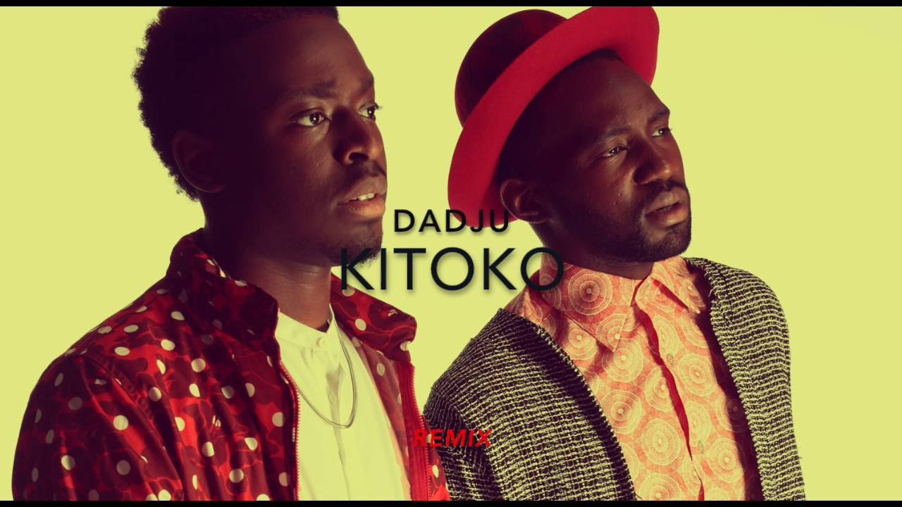 la musique de dadju kitoko