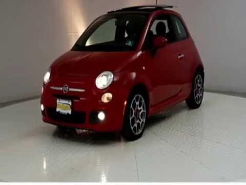 2012 Fiat 500 2dr Hatchback Sport Coupe - New Jersey State Auto Auction Jersey City, NJ
