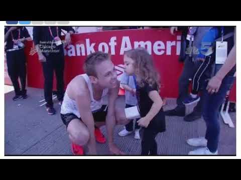 Galen Rupp wins 2017 Bank of America Chicago Marathon! AMAZING!
