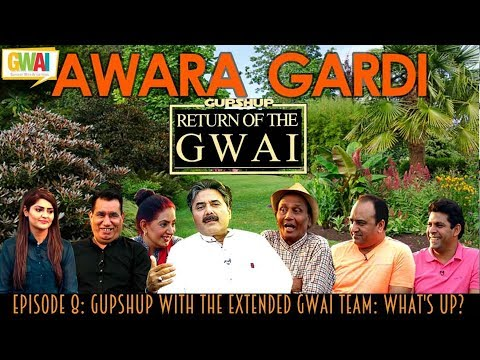 Awara Gardi Episode 8: GupShup with the Extended GWAI Team: What's Up?