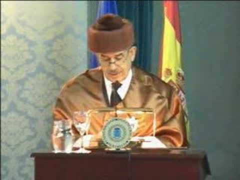 Mohamed ElBaradei, Doctor Honoris causa por la UPM