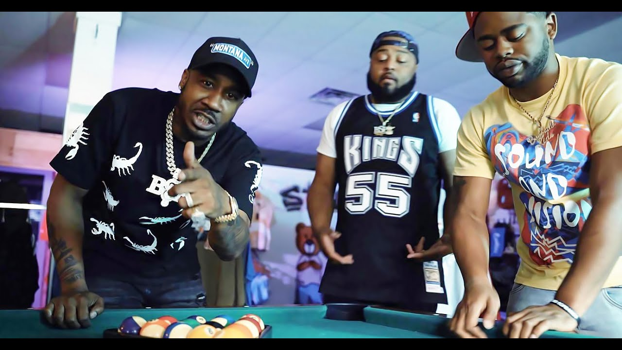 Download Benny The Butcher x Rick Hyde x Heem - Bonanno (New Official 4K Music Video) (Prod. Chup)