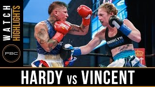 Hardy vs Vincent HIGHLIGHTS: August 21, 2016 - PBC on NBCSN