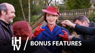 MARY POPPINS RETURNS - Becoming Mary Poppins & Aerial Adventures (Bonus Features)