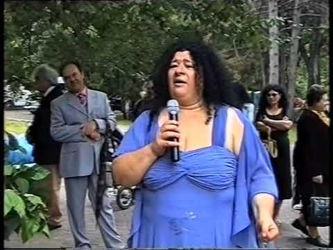 Венера Гаспарн Этнокультурный фестиваль 2005 г Молдова Кишинев Армянская диаспора
