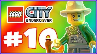 LEGO City Undercover: The Chase Begins - Part 10 - Farmer Chase! (3DS)