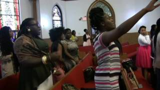 Asbury Park Haitian Church of God Youth Events