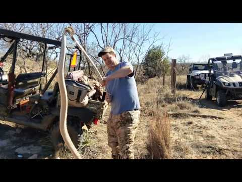 Rattlesnake Wranglin' in West Texas