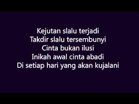 Cinta Di Musim Cherry Versi Indonesia - Lirik Lagu Soundtrack