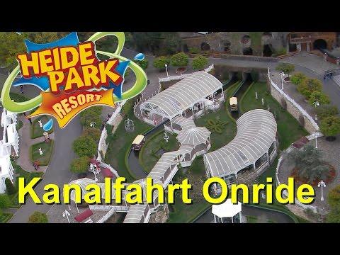 Kanalfahrt - OnRide - Heide Park Resort – Mack Rides Bootsfahrt (FULL HD / POV)
