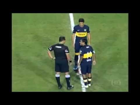 Corinthians 1 x 1 Boca Juniors Libertadores