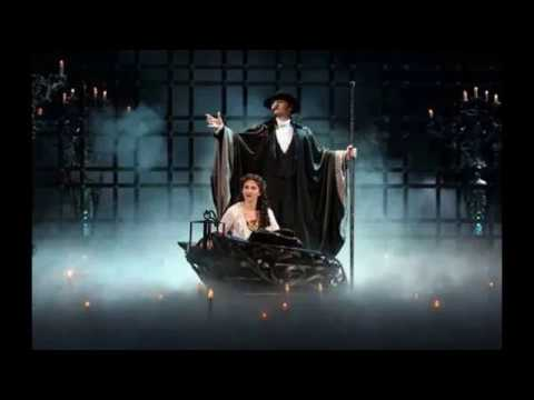 Phantom of the Opera Title Song Backing Track.(listen with headphones).