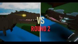 💥T-rex vs. Croc (RUNDE 2!) *DYNAMITE*💥| Roblox Baue ein Boot