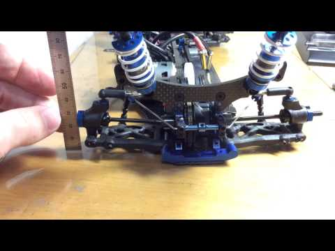 Setting Up Your Anti-Roll Bar