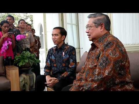 SBY Akhirnya Bisa Blak-blakan dengan Jokowi (Ican)