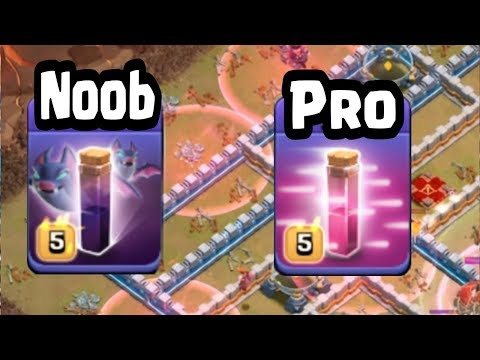 PRO Player Ngak Pakai Bat Spell TH 12 WAR LIGA COC INDONESIA