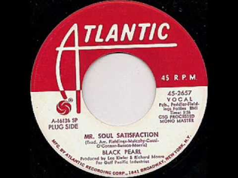 45 at 33 - Mr  Soul Satisfaction