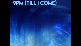Ste Ingham - 9PM (Till I Come) (Radio Edit)