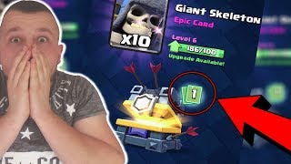 LEGENDA Z CLAN WARS! CLASH ROYALE POLSKA