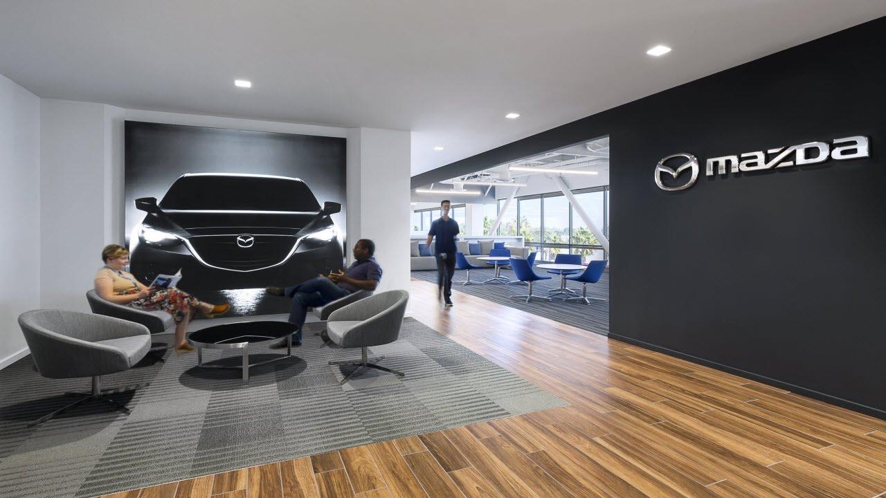 Office Tour Mazda Western Region Lpa Inc Youtube