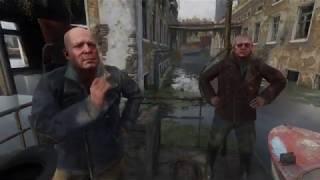 Metro Exodus DLC Sam's story pt 3: Stallion and Sammy weapon