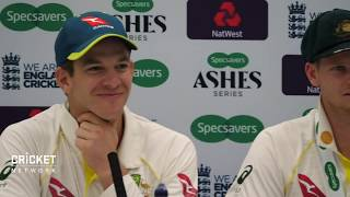 Paine, Smith reflect on memorable Ashes campaign