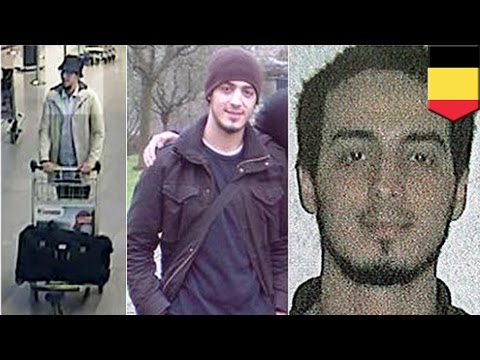 Brussels terror attacks: ISIS bomb maker key suspect in airport and metro explosions - TomoNews