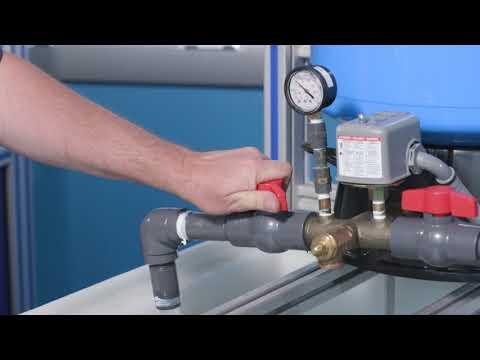 Goulds V60, 20 Gallon, HydroPro Pressure Tank