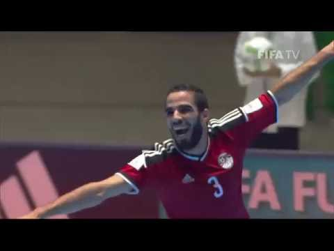 Match 42: Italy v Egypt - FIFA Futsal World Cup 2016