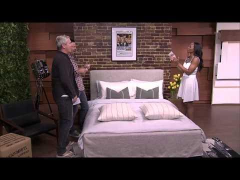 'Tribeca Chic' bedroom design