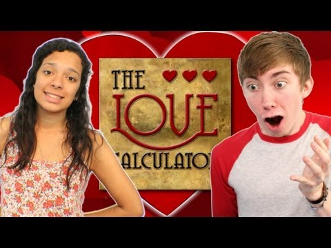 THE LOVE CALCULATOR ♥♥♥ (iPhone Gameplay Video)