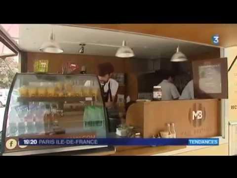 Des nouveaux Food Trucks à Paris : le Conseil de la ville donne son feu vert