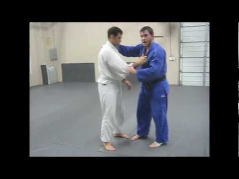 Judo Move of the Week: Tani Otoshi Switch (pt1)