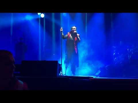 Marilyn Manson - Kill for Me. Prague 19.11.2017. First row. Kill4me HD