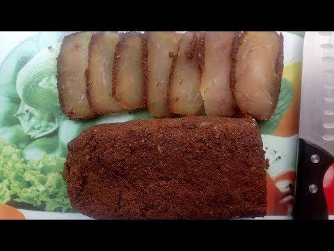 Бастурма армянская монолитная из нескольких кусков мяса (Филе куриной грудки) Հայկական բաստուրմա