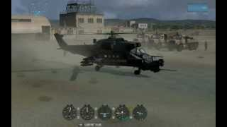Take On Helicopters: Hinds DLC, Super Hind