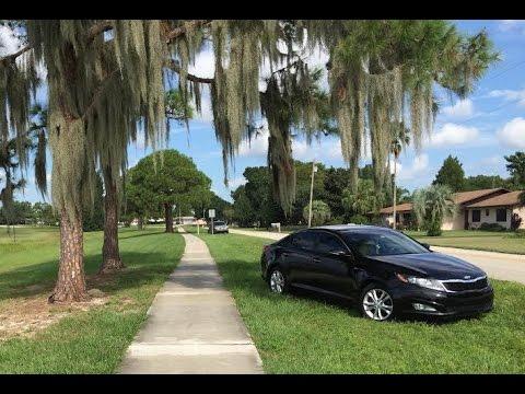 2017 Kia Optima Ex Consumer Review