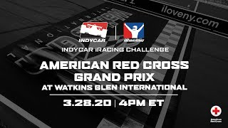INDYCAR iRacing Challenge: American Red Cross Grand Prix at Watkins Glen
