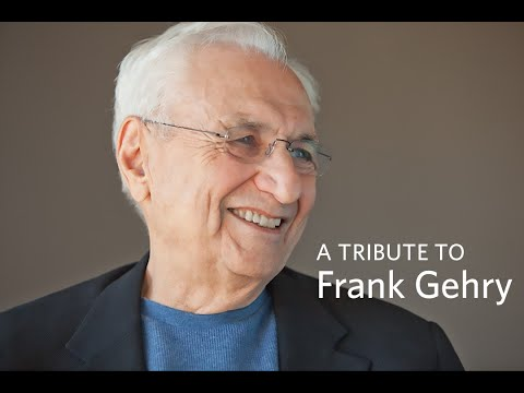 A Tribute To Frank Gehry