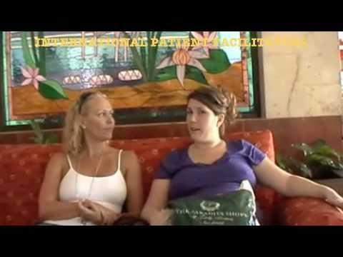 Sheri Burke, Facilitated a Gastric Plication in Mexico-Corin
